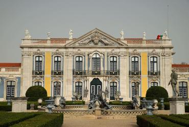 Visit to Queluz Palace and Gardens